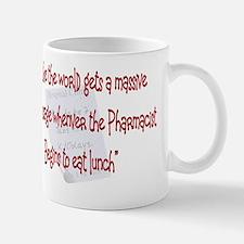 pharmacist sayings 1 Mug