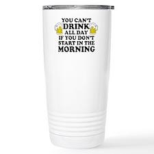 Drink All Day Travel Mug
