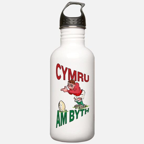 Welsh Rugby - Kicker Water Bottle