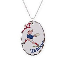 French Rugby - Back Necklace