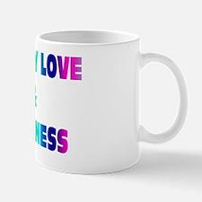 LOVE AND HAPPINESS Mug