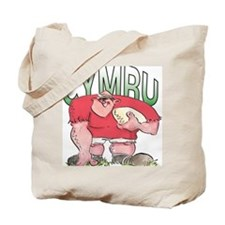 Welsh Rugby - Forward 1 Tote Bag