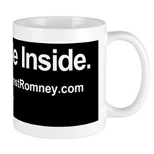 Dogs Against Romney bumber-pit-bull-I r Small Mug