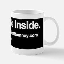 Dogs Against Romney bumber-border-colli Mug