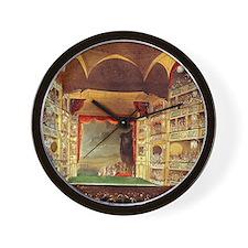 Drury Lane theatre Wall Clock