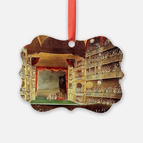 Drury Lane theatre Ornament