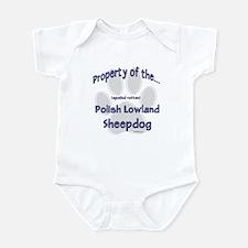 Lowland Property Infant Bodysuit