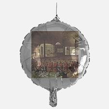 London Post Office 1809 square Balloon