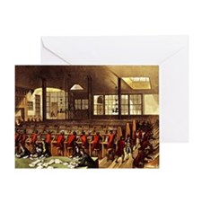 British Post Office 1809 Greeting Card