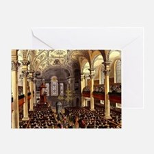 St-Martins-in-the-Fields Greeting Card