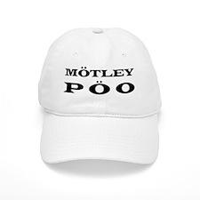 motley poo Baseball Cap