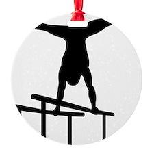 gymnastics_parallel_bars Ornament