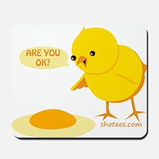 are you ok Mousepad