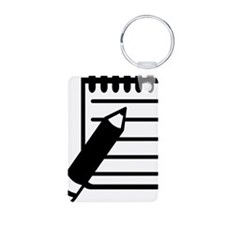 notepad_pencil Keychains