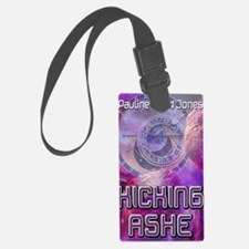 Kicking Ashe Luggage Tag