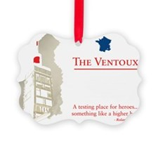 The Ventoux Ornament