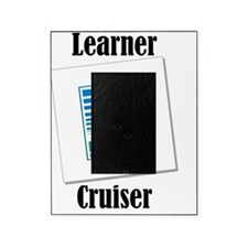LearnerCruiserBack Picture Frame