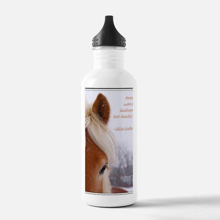 Beautiful Landscape Water Bottle