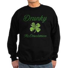 Im Drunky Sweatshirt