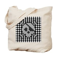 tiled-sk-BUT Tote Bag