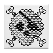 tiled-sk-T Tile Coaster