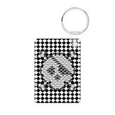 tiled-sk-CRD Keychains