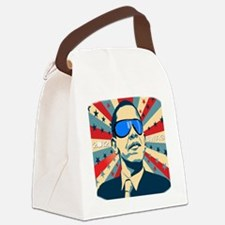 Barack Obama Shirts - 2012 Swag Canvas Lunch Bag