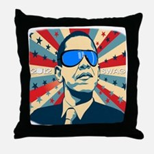 Barack Obama Shirts - 2012 Swag Throw Pillow
