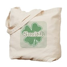 """Shamrock - Smith"" Tote Bag"