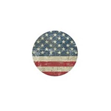 vintageAmerica4Long Mini Button