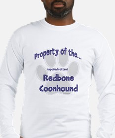Coonhound Property Long Sleeve T-Shirt