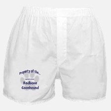 Coonhound Property Boxer Shorts