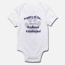 Coonhound Property Infant Bodysuit