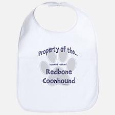 Coonhound Property Bib