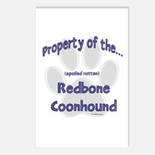 Coonhound Property Postcards (Package of 8)