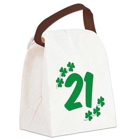 st patrick18 Canvas Lunch Bag