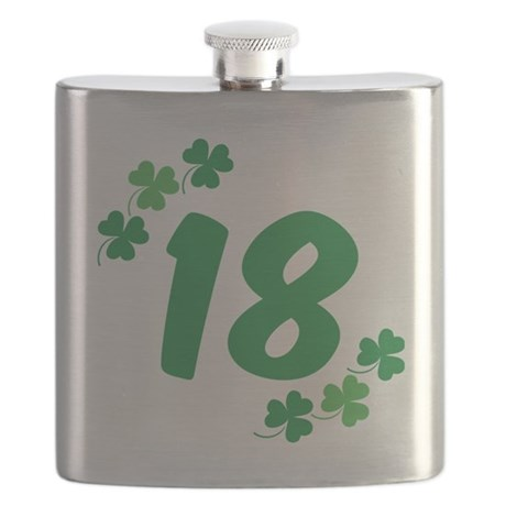 st patrick22 Flask