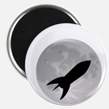 Fly me to the moon 1 Magnet