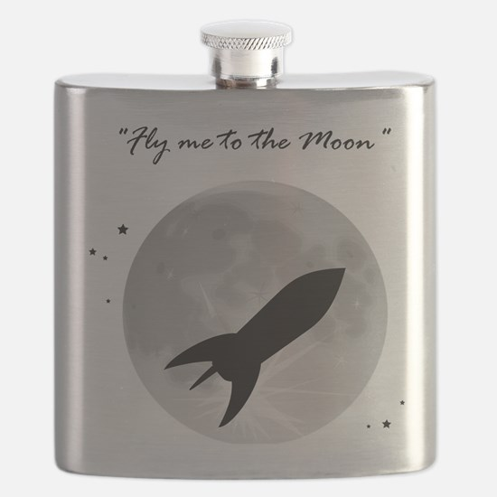 Fly me to the moon 2 Flask