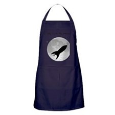 Fly me to the moon 2 Apron (dark)