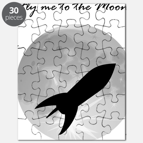 Fly me to the moon 2 Puzzle