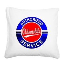 OLDS  Square Canvas Pillow