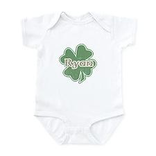 """Shamrock - Ryan"" Infant Bodysuit"