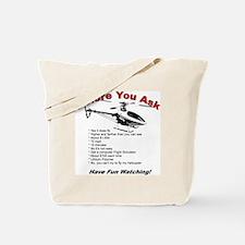 beforeyouask Tote Bag