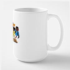 Fearless Five w Logo Mug