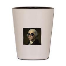 WASHINGTON GOLD Shot Glass