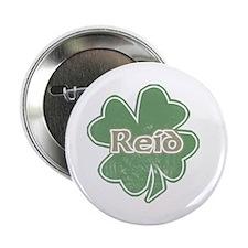 """Shamrock - Reid"" Button"