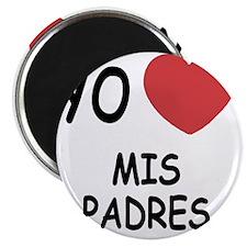 MIS_PADRES Magnet