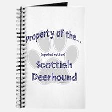 Deerhound Property Journal