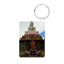 Big Bhudda Thailand Keychains